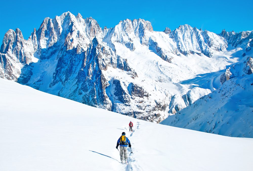 Travel and Tourism: The Newbie's Guide to Skiing at Chamonix